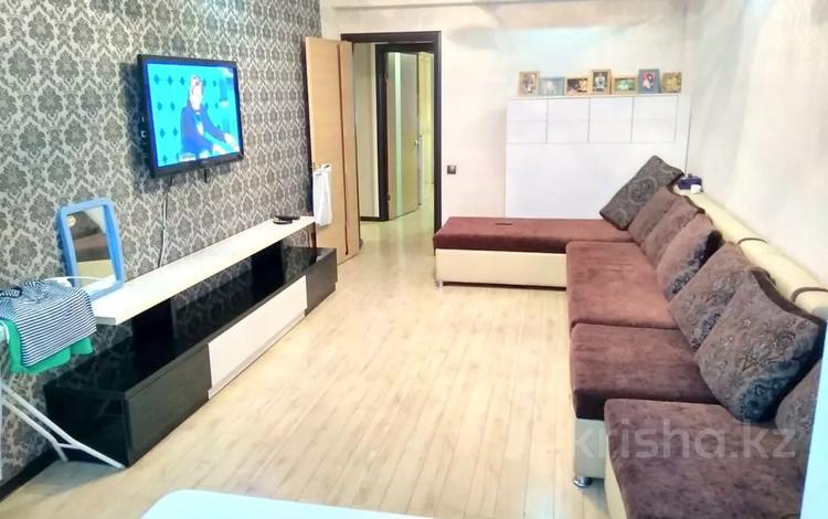 2-комнатная квартира, 56 м², 6/9 этаж, Сейфуллина 534 — Абая за ~ 26 млн 〒 в Алматы, Алмалинский р-н