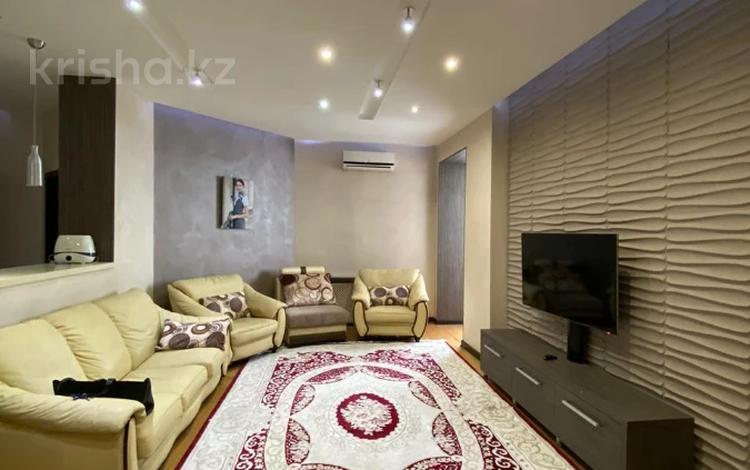 4-комнатная квартира, 150 м², 7/15 этаж, Навои — Жандосова за 62 млн 〒 в Алматы, Бостандыкский р-н