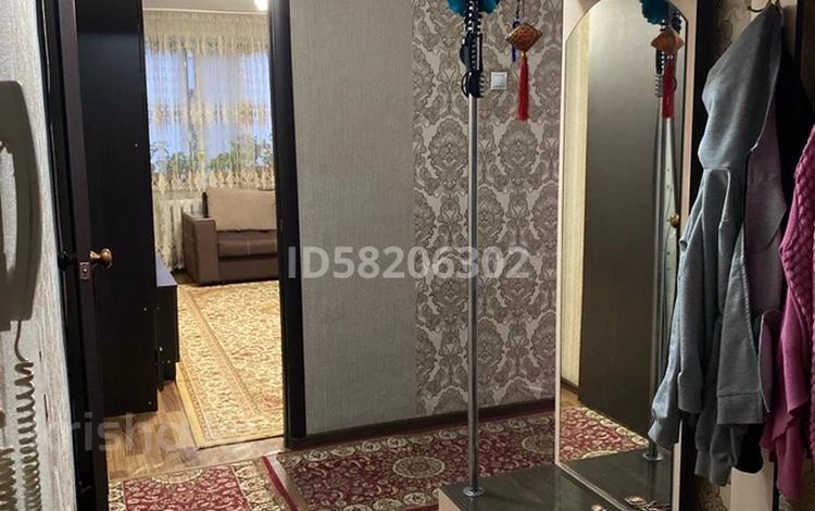 2-комнатная квартира, 45 м², 1/4 этаж, Первый военный городок (Ұлан) 11 за 10.9 млн 〒 в Талдыкоргане