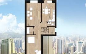 2-комнатная квартира, 71.6 м², 2/5 этаж, мкр. Батыс-2, Мангилик Ел 32 за ~ 12.9 млн 〒 в Актобе, мкр. Батыс-2