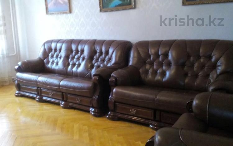 3-комнатная квартира, 68 м², 2/4 этаж помесячно, Гоголя 99 — Желтоксан за 200 000 〒 в Алматы, Алмалинский р-н