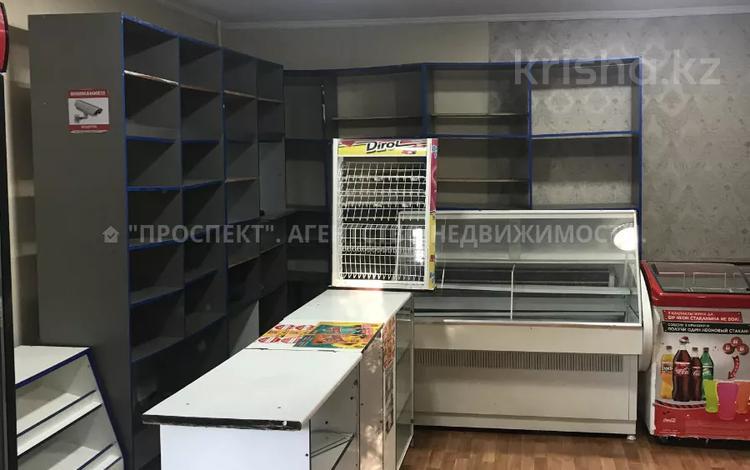Магазин площадью 31 м², Ержанова за 7.5 млн 〒 в Караганде, Казыбек би р-н