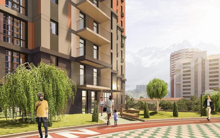 4-комнатная квартира, 132.1 м², Варламова 33 за ~ 48 млн 〒 в Алматы, Алмалинский р-н