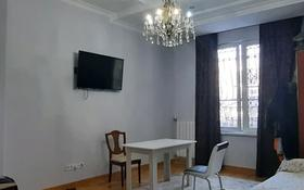 1-комнатная квартира, 50 м², 1/6 этаж помесячно, Мкр. Мирас 157/2 за 150 000 〒 в Алматы, Бостандыкский р-н