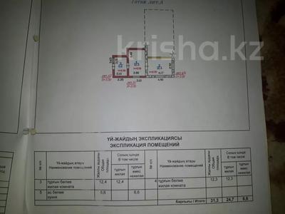 2-комнатный дом, 31.3 м², 1 сот., Речка Казачка 35 за 7.6 млн 〒 в Алматы, Медеуский р-н — фото 5