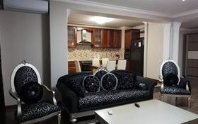 3-комнатная квартира, 125 м², 5/9 этаж помесячно, Мендикулова 105 — Мкр Самал-2, Жолдасбекова за 500 000 〒 в Алматы, Медеуский р-н