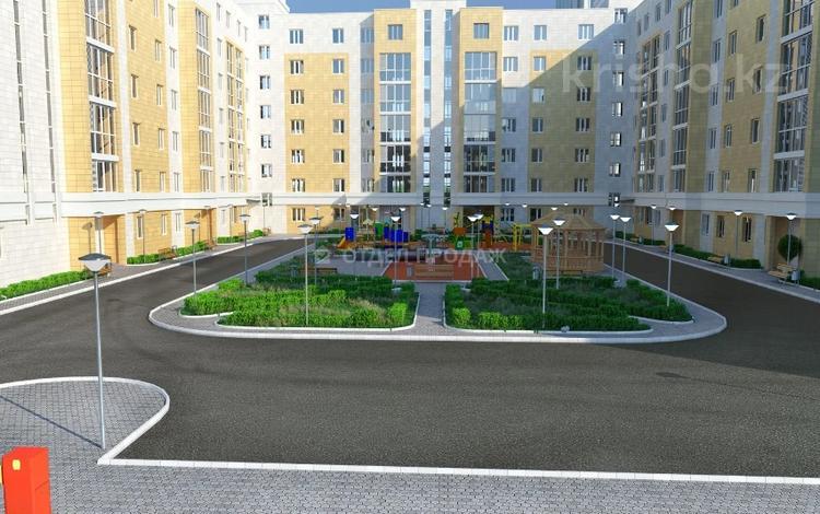 1-комнатная квартира, 41.01 м², 37-я за ~ 14.4 млн 〒 в Нур-Султане (Астана), Есиль р-н