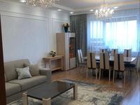 3-комнатная квартира, 150 м² на длительный срок, Аль-Фараби 21 за 600 000 〒 в Алматы