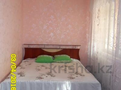 1-комнатная квартира, 42 м², 5/5 этаж посуточно, Мик. 6 5 за 5 000 〒 в Лисаковске