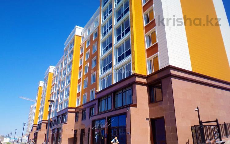 2-комнатная квартира, 60.86 м², проспект Улы Дала за ~ 21.3 млн 〒 в Нур-Султане (Астана), Есиль р-н