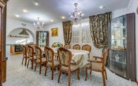 4-комнатный дом помесячно, 560 м², 5.5 сот., улица Асета Найманбаева 81 — Омарова за 1.2 млн 〒 в Алматы