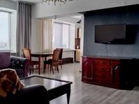 3-комнатная квартира, 100 м², 6/6 этаж помесячно, Абылай Хана — Гоголя за 280 000 〒 в Алматы, Медеуский р-н