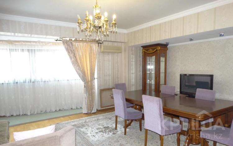 4-комнатная квартира, 77 м², 1/5 этаж, Тулебаева 69 за 38 млн 〒 в Алматы, Медеуский р-н