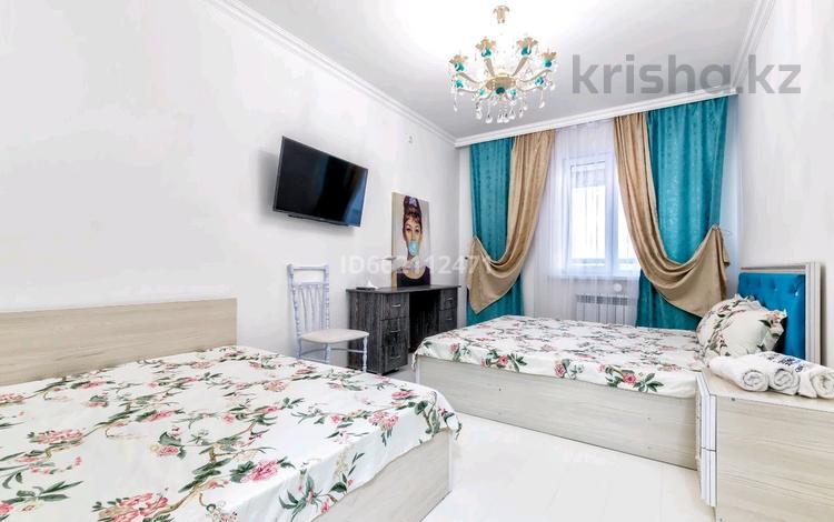 1-комнатная квартира, 42 м², 6/15 этаж посуточно, Қабанбай батыр 48/5 за 8 500 〒 в Нур-Султане (Астана), Есиль р-н
