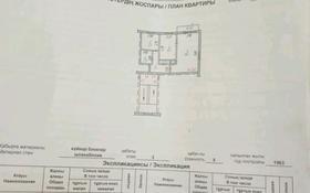 2-комнатная квартира, 43 м², 3/5 этаж, 4-й микрорайон 20 за 5.5 млн 〒 в Темиртау