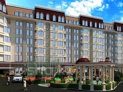 2-комнатная квартира, 77.95 м², Кажымукана 59 за ~ 59.2 млн 〒 в Алматы, Медеуский р-н — фото 4