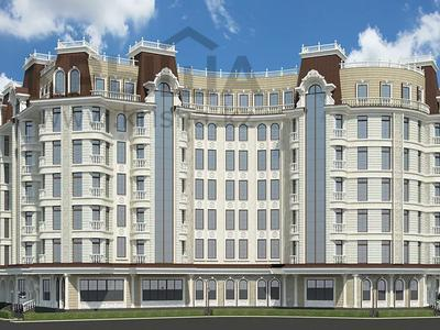 2-комнатная квартира, 77.95 м², Кажымукана 59 за ~ 59.2 млн 〒 в Алматы, Медеуский р-н
