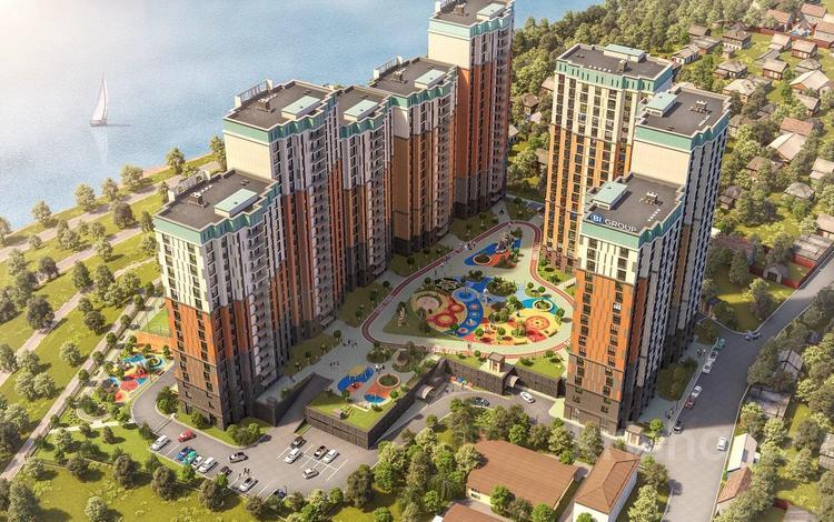 1-комнатная квартира, 48.32 м², Варламова 33 за ~ 23.2 млн 〒 в Алматы, Алмалинский р-н