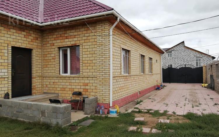 5-комнатный дом, 160 м², 10 сот., Мукагали 56 за 25 млн 〒 в Акмолинской обл.