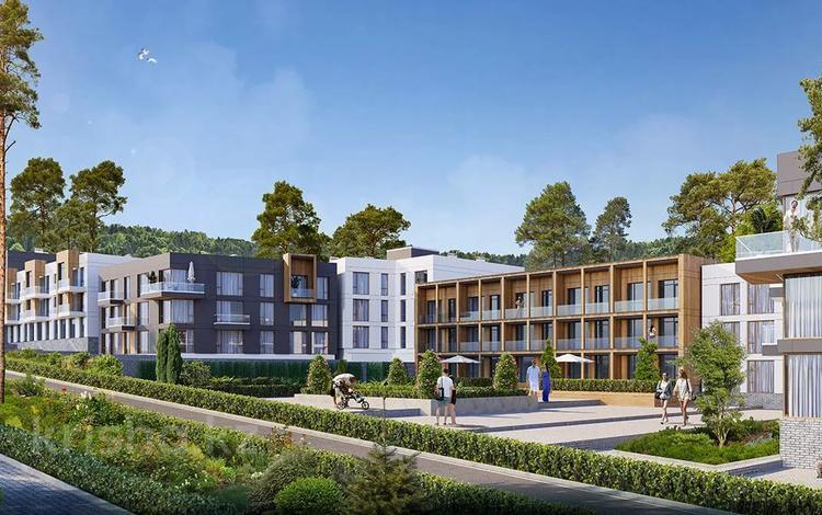 2-комнатная квартира, 65.8 м², 1/3 этаж, Микрорайон Ерменсай 9 за 32 млн 〒 в Алматы, Бостандыкский р-н