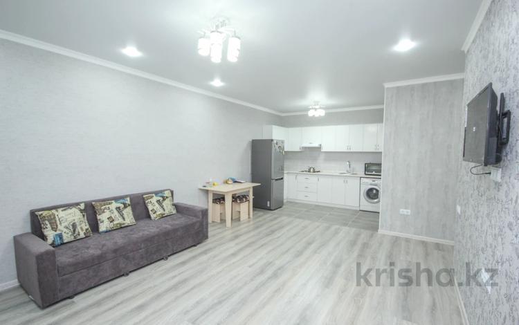 3-комнатная квартира, 75 м², 11/18 этаж, Брусиловского за 30 млн 〒 в Алматы, Алмалинский р-н