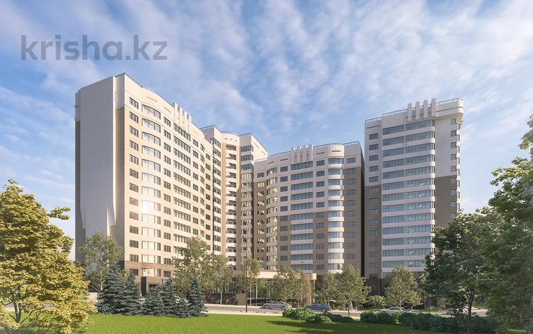 1-комнатная квартира, 51.3 м², Навои 9/1 за ~ 21.3 млн 〒 в Алматы, Ауэзовский р-н
