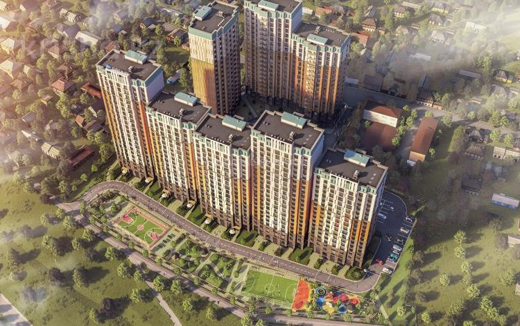 2-комнатная квартира, 75.57 м², 16/21 этаж, Варламова за ~ 29.1 млн 〒 в Алматы