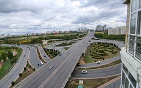 3-комнатная квартира, 96 м², 2/10 этаж помесячно, Сарайшык 40 за 240 000 〒 в Нур-Султане (Астана), Есиль р-н