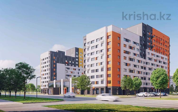2-комнатная квартира, 59.02 м², Е-22 2 — E-51 за ~ 19.4 млн 〒 в Нур-Султане (Астана), Есиль р-н