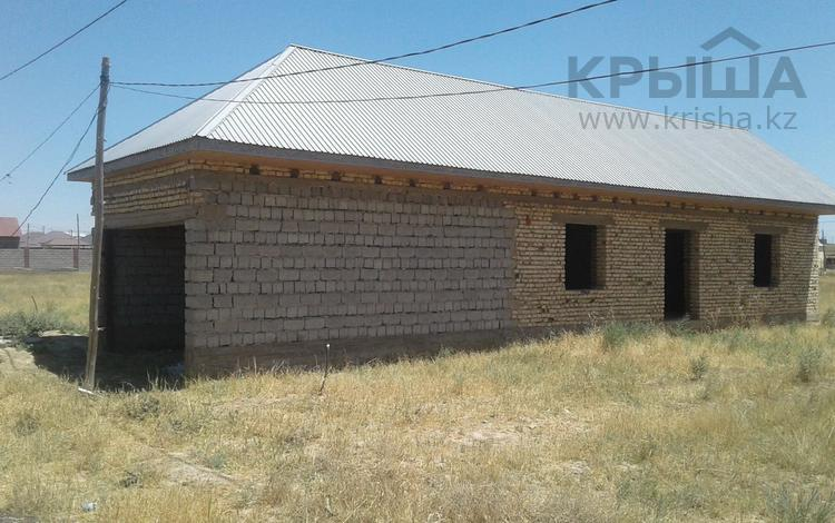 3-комнатный дом, 65 м², мкр Достык , Муз тау за 7.6 млн 〒 в Шымкенте, Каратауский р-н