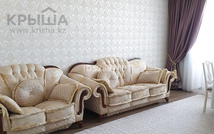 2-комнатная квартира, 77.7 м², 10/12 этаж, Ч. Айтматова 36 за 25 млн 〒 в Нур-Султане (Астана), Есиль р-н