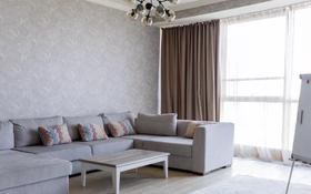 3-комнатная квартира, 117 м², 18 этаж помесячно, Туран 37/9 за 550 000 〒 в Нур-Султане (Астана), Есиль р-н