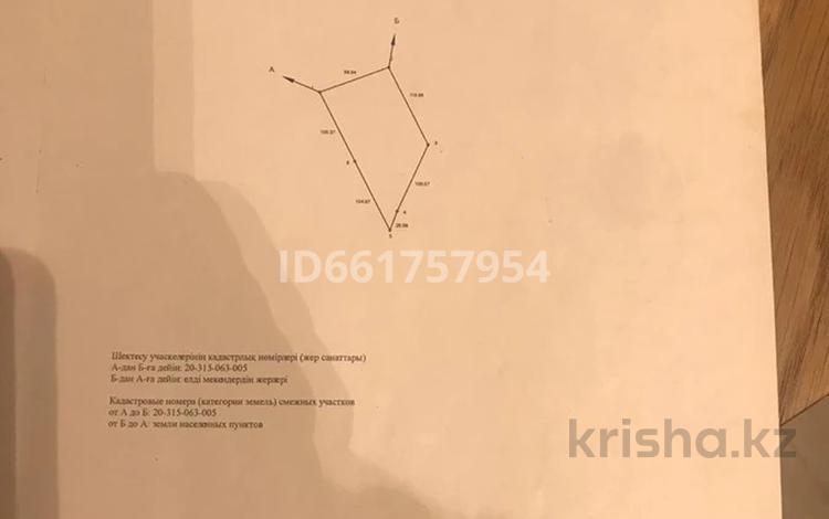 Участок 1.63 га, мкр Горный Гигант — Кербулакская за ~ 200 млн 〒 в Алматы, Медеуский р-н