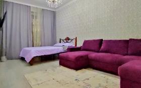 1-комнатная квартира, 45 м², 9/20 этаж посуточно, Манаса 109а — Манаса за 14 000 〒 в Алматы