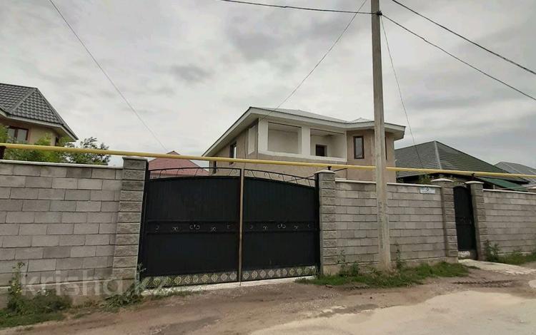 5-комнатный дом, 177 м², 5 сот., Ул Бейбарыс 39А — Абылай хана за 28 млн 〒 в Каскелене