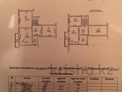 4-комнатная квартира, 145 м², 4/5 этаж, Набережная 24 — Аксайская за 45 млн 〒 в Алматы — фото 23