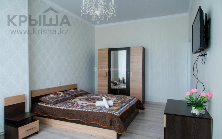 1-комнатная квартира, 60 м², 14/14 этаж посуточно, Аз-Наурыз 144 за 7 990 〒 в Актобе, мкр 11