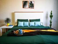 1-комнатная квартира, 43 м², 3/5 этаж посуточно, мкр. Батыс-2, Батыс 2 — Мустафы Шокая за 8 000 〒 в Актобе, мкр. Батыс-2