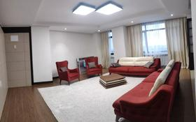 4-комнатная квартира, 140 м², 11/25 этаж помесячно, Нажимеденова 4 за 400 000 〒 в Нур-Султане (Астана)