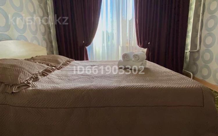 3-комнатная квартира, 80 м², 3/5 этаж посуточно, ТолеБи — Рыспек Батыра за 15 000 〒 в Таразе