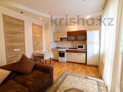 2-комнатная квартира, 70 м², 16/25 этаж посуточно, Каблукова 270 за 12 000 〒 в Алматы, Бостандыкский р-н — фото 2