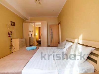 2-комнатная квартира, 70 м², 16/25 этаж посуточно, Каблукова 270 за 12 000 〒 в Алматы, Бостандыкский р-н