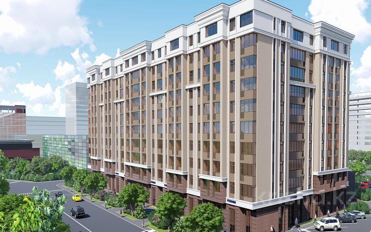 4-комнатная квартира, 93.3 м², Ч Айтматова 31 за ~ 26.7 млн 〒 в Нур-Султане (Астане)