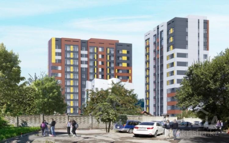 2-комнатная квартира, 72 м², 9 этаж, Ходжанова за ~ 33.3 млн 〒 в Алматы, Бостандыкский р-н