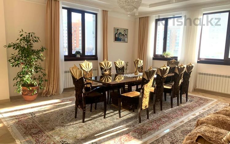 4-комнатная квартира, 183 м², 2/10 этаж, Сарайшык 38 за 59 млн 〒 в Нур-Султане (Астана), Есиль р-н