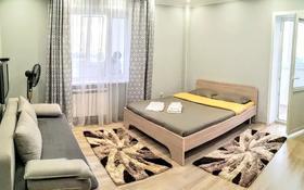 1-комнатная квартира, 50 м², 6/12 этаж посуточно, Мкр Самал-1 33 за 10 000 〒 в Алматы