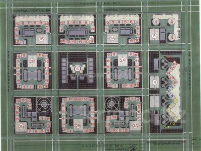 2-комнатная квартира, 58 м², Е-10 16 — проспект Туран за 13 млн 〒 в Нур-Султане (Астана), Есиль р-н — фото 2