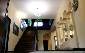 10-комнатный дом посуточно, 850 м², мкр Коктобе, Омарова за 80 000 〒 в Алматы, Медеуский р-н