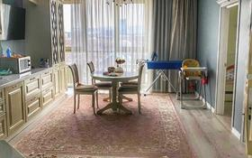 3-комнатная квартира, 90 м², 3/9 этаж, Жарокова — Байкадамова за 58 млн 〒 в Алматы, Бостандыкский р-н