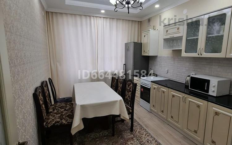 1-комнатная квартира, 46 м², 1/9 этаж посуточно, Газиза Жубанова 146/2 — Санкибай Батыра за 9 990 〒 в Актобе
